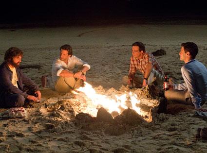 Bradley Cooper, Ed Helms, Zac Galifianakis, Justin Bartha, The Hangover 2