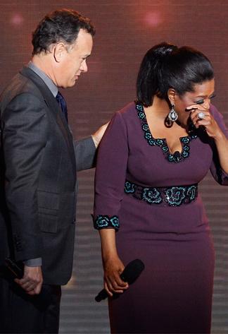 Image result for oprah winfrey and tom hanks