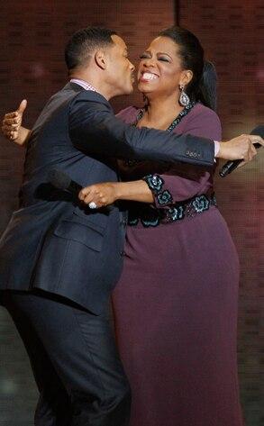 Oprah Winfrey, Will Smith