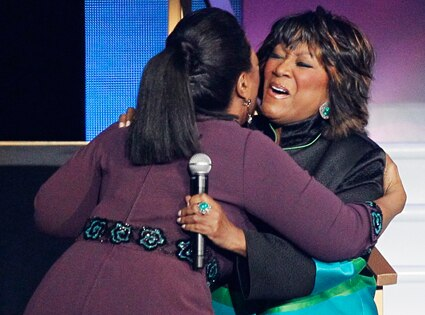 Oprah Winfrey, Patti LaBelle