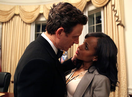 SCANDAL, TONY GOLDWYN, KERRY WASHINGTON
