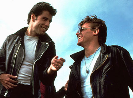 Jeff Conaway, John Travolta, Grease