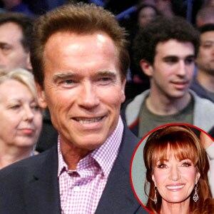 Arnold Schwarzenegger, Jane Seymour