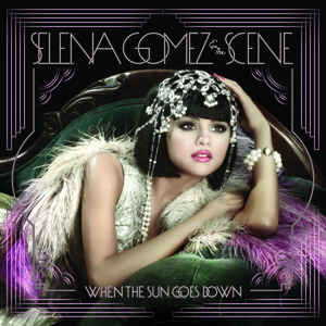 Selena Gomez, When the Sun Goes Down, Album cover