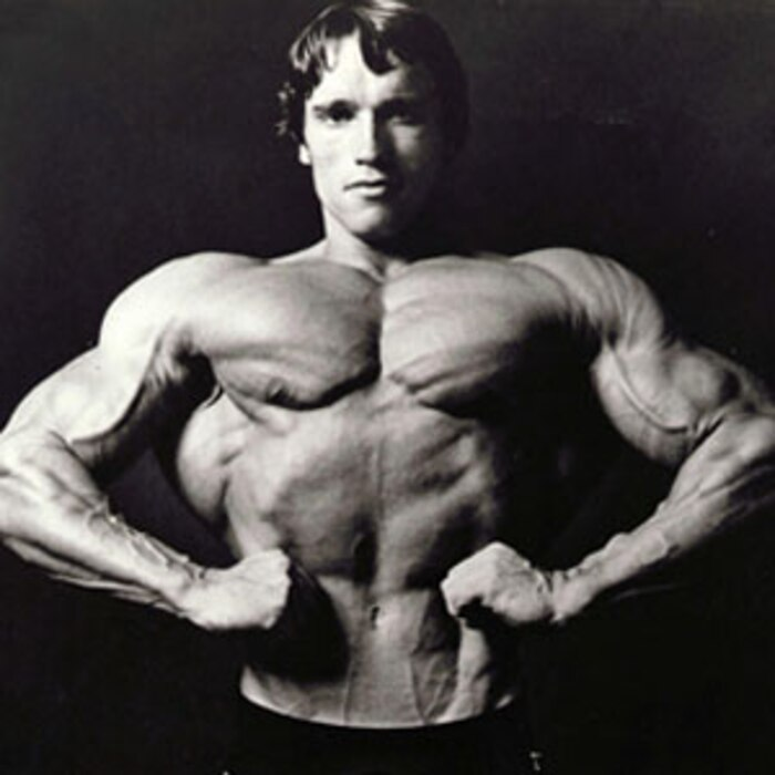 Arnold Schwarzenegger, Pumping Iron