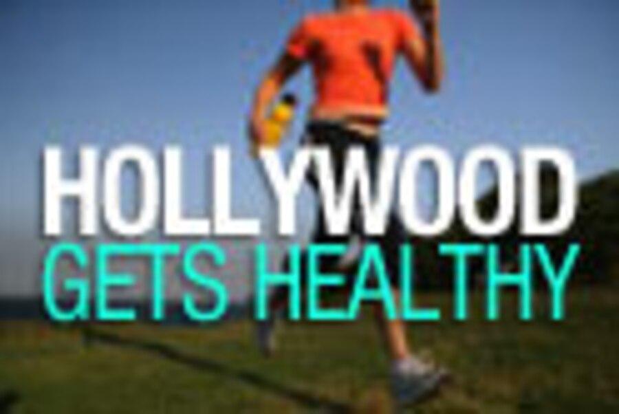 Hollywood Gets Healthy