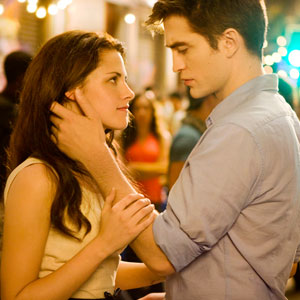 ROBERT PATTINSON, KRISTEN STEWART, THE TWILIGHT SAGA: BREAKING DAWN