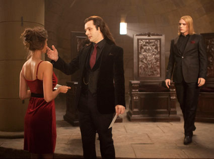 MICHAEL SHEEN,JAMIE CAMPBELL BOWER,THE TWILIGHT SAGA: BREAKING DAWN - PART 1