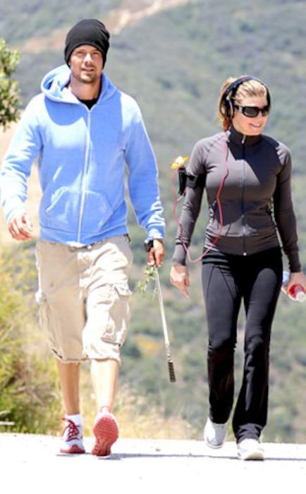 Fergie, Josh Duhamel