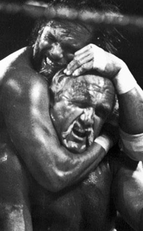 Randy Macho Man Savage, Hulk Hogan
