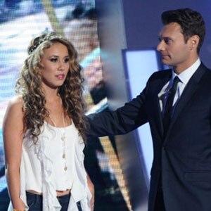 Haley Reinhart, Ryan Seacrest, American Idol