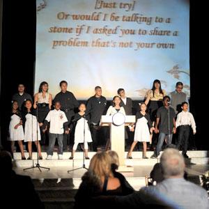 Ken Baker, Children Singing