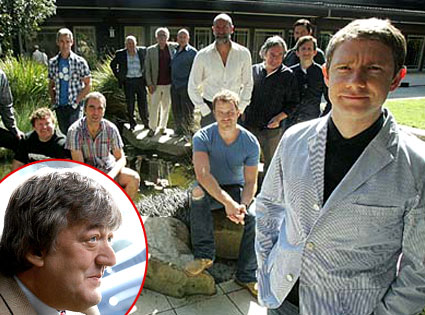 Stephen Fry, The Hobbit Cast