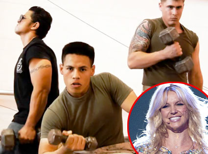 Troops, Britney Spears