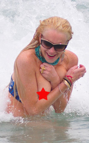 Really. bikini lindsey lohan picture underwear that