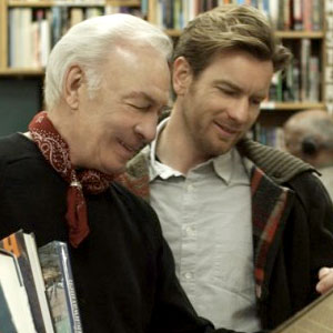 Ewan McGregor, Christopher Plummer, Beginners