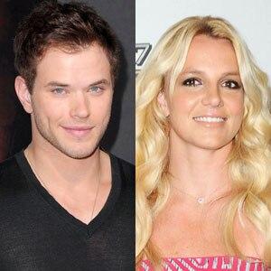 Kellan Lutz, Britney Spears