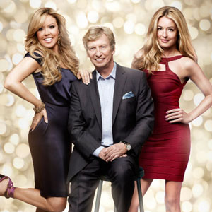 So You Think You Can Dance: Cat Deeley, Nigel Lythgoe, Mary Murphy