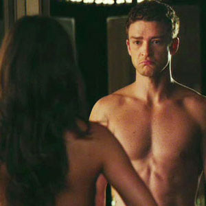 Friends With Benefits Kissing Scene