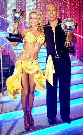 Kym Johnson, Hines Ward, Dancing with the Stars