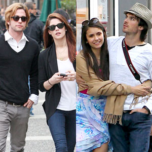 Ashley Greene, Jackson Rathbone, Nina Dobrev, Ian Somerholder