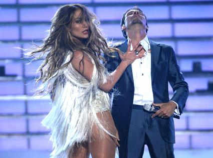 American Idol, Marc Anthony, Jennifer Lopez