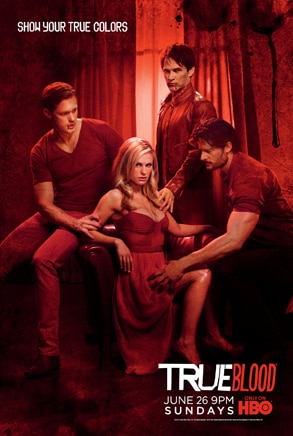 True Blood, Season 4 posters