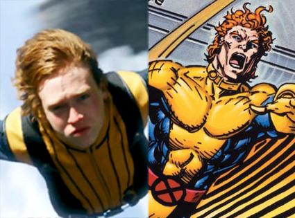 Banshee, X-Men First Class, Comic