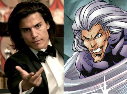 Riptide, X-Men First Class, Comic