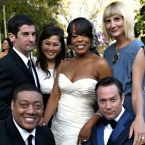 Niecy Nash, Reno 911 cast,  Robert Ben Garant, Kerri Kenney, Thomas Lennon, Cedric Yarbrough