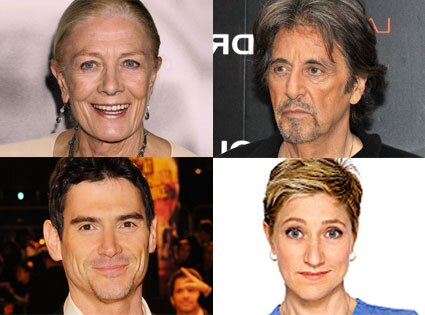 Al Pacino, Edie Falco, Billy Crudup, Vanessa Redgrave