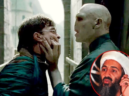 Harry Potter and the Deathly Hallows, Osama Bin Laden