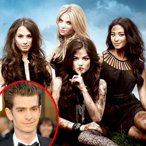 Pretty Little Liars, Andrew Garfield
