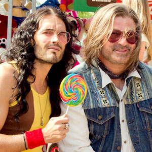 Alec Baldwin, Russell Brand, Rock of Ages