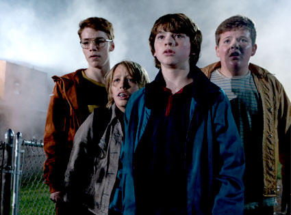 Gabriel Basso, Ryan Lee, Joel Courtney, Riley Griffiths, Super 8