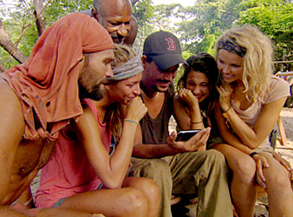 Survivor: Redemption Island, Grant Mattos, Ashley Underwood, Phillip Sheppard, Rob Mariano, Natalie Tenerelli, Andrea Boehlke
