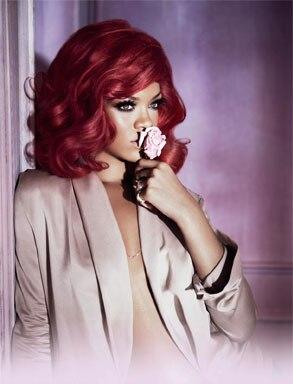 Rihanna, Perfume Ad