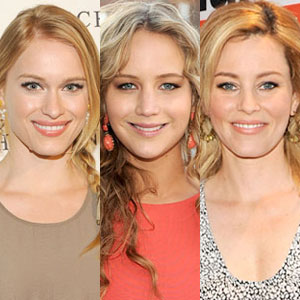 Leven Rambin, Jennifer Lawrence, Elizabeth Banks