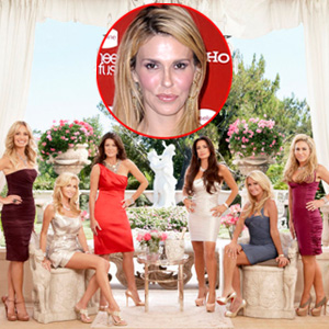 Real Housewives of Beverly Hills, Brandi Glanville