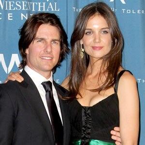 Tom Cruise, Katie Holmes