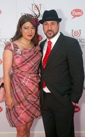 Jennifer Tilly, Joey Fatone