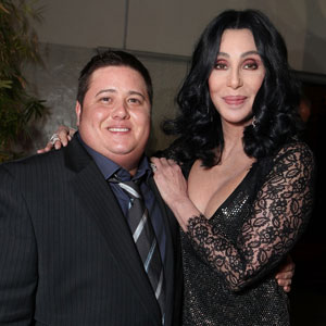 Chaz Bono Talks Cher Brangelina And More Surgery E News