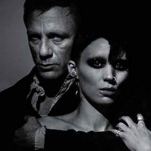Daniel Criag, Rooney Mara, The Girl with the Dragon Tattoo poster