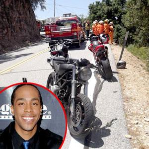 Matthew Finley, Accident Scene