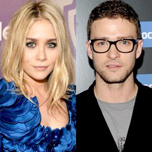 Ashley Olsen, Justin Timberlake