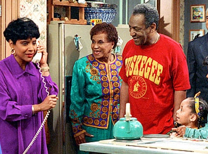 Clarice Taylor, Bill Cosby, Cosby Show