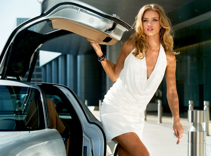 Rosie Huntington Whiteley, Transformers Dark of the Moon