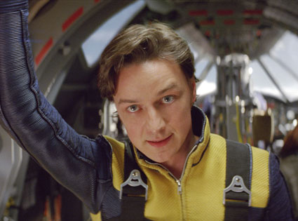 X-Men: First Class, James McAvoy