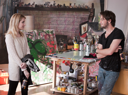 The Art of Getting By, Emma Roberts, michael angarano