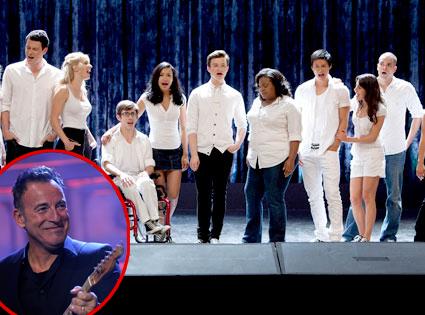 Glee, Bruce Springsteen